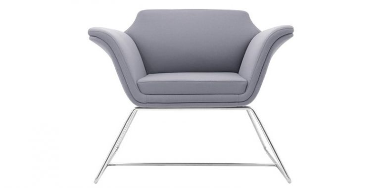 Fauteuil Design Mikell Gris