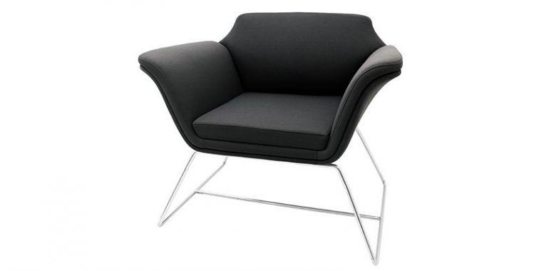 Fauteuil Design Mikell Noir