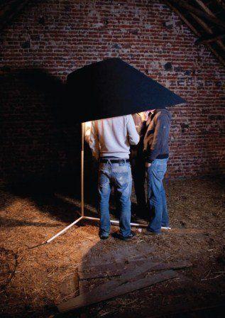 Lampe sur Pied BuzziShade Standing - Design BuzziSpace
