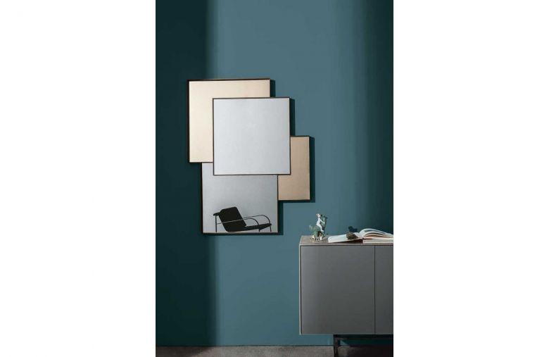 Miroir mural Combi - Design Gianluigi Landoni - Sovet