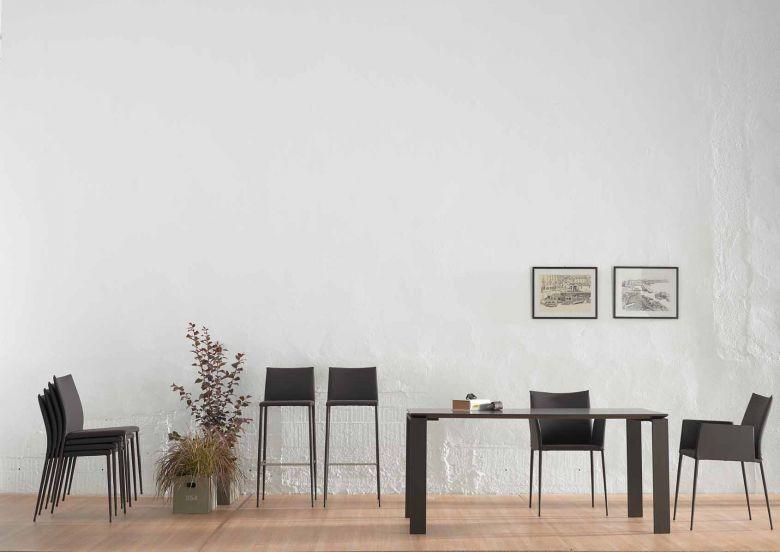 Tabouret de Bar Moka - Design Ondarreta