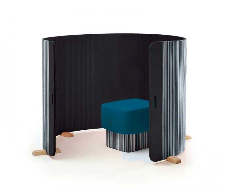 Pouf BuzziSeat SOLO - Design BuzziSpace