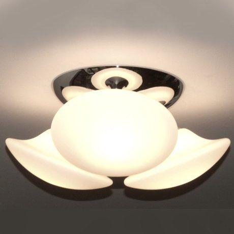 Plafonnier Design Demi Lune