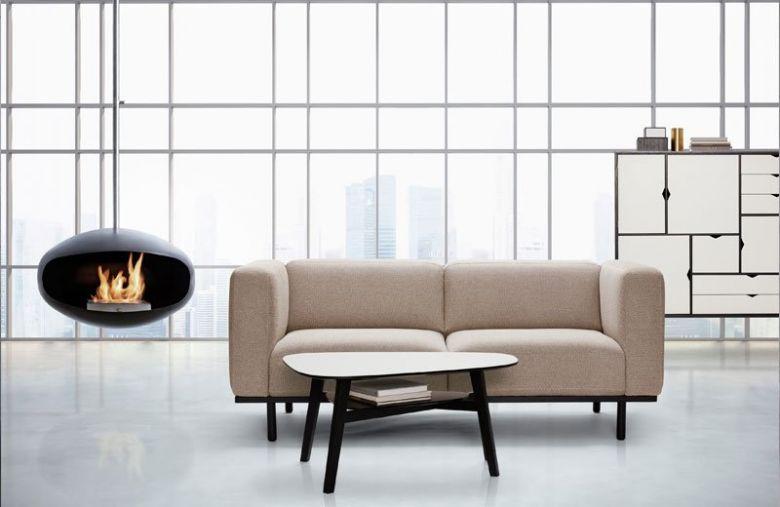 Table basse avec plateau stratifié C1 - Design byKATO - Andersen