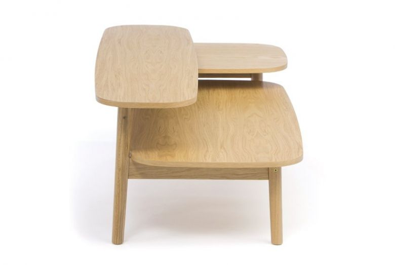 Table Basse Trio en Chêne - 120 cm - Woodman
