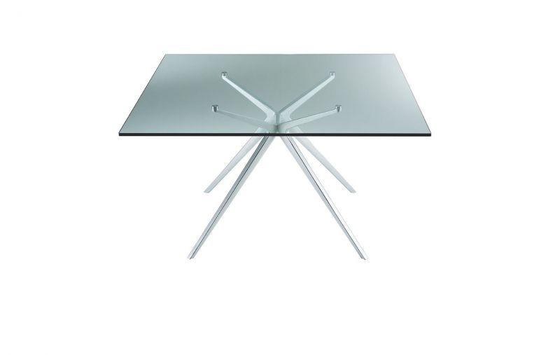 Table de Repas carrée/ronde EX - Design Jorge Pensi - Casprini