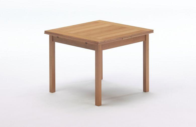Table de repas extensible DINEX - 90 à 140 cm - Design By HAMMEL