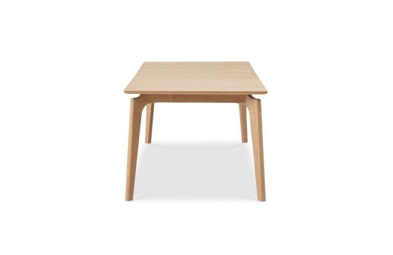 Table de repas à rallonge Edge - 175 ou 220 cm - Design Wood and Vision