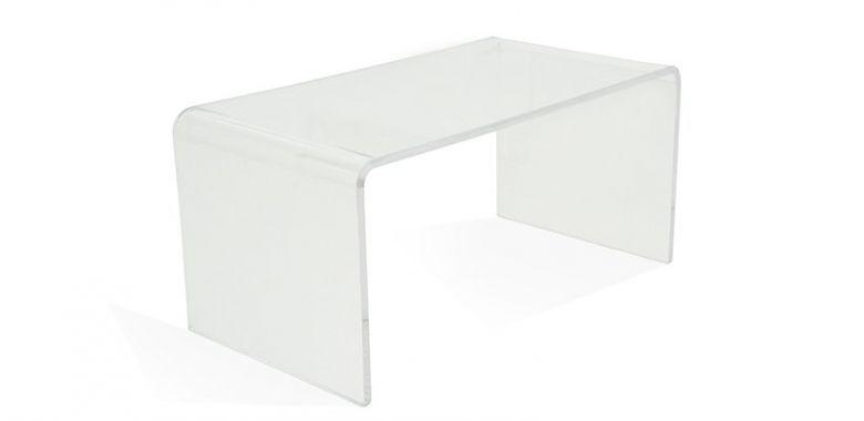 Table Basse En Acrylique Design