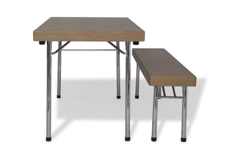 Table de Repas Pliante S 319 - Design Egon Eiermann 1949 - Wilde + Spieth