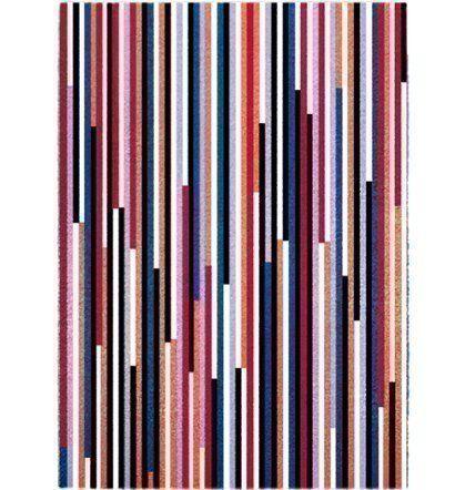 Tapis Design Haut de Gamme Colour Rain - Personnalisable