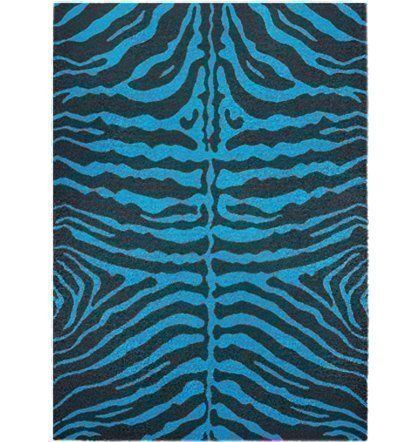 Tapis Design Haut de Gamme Zebra - Personnalisable