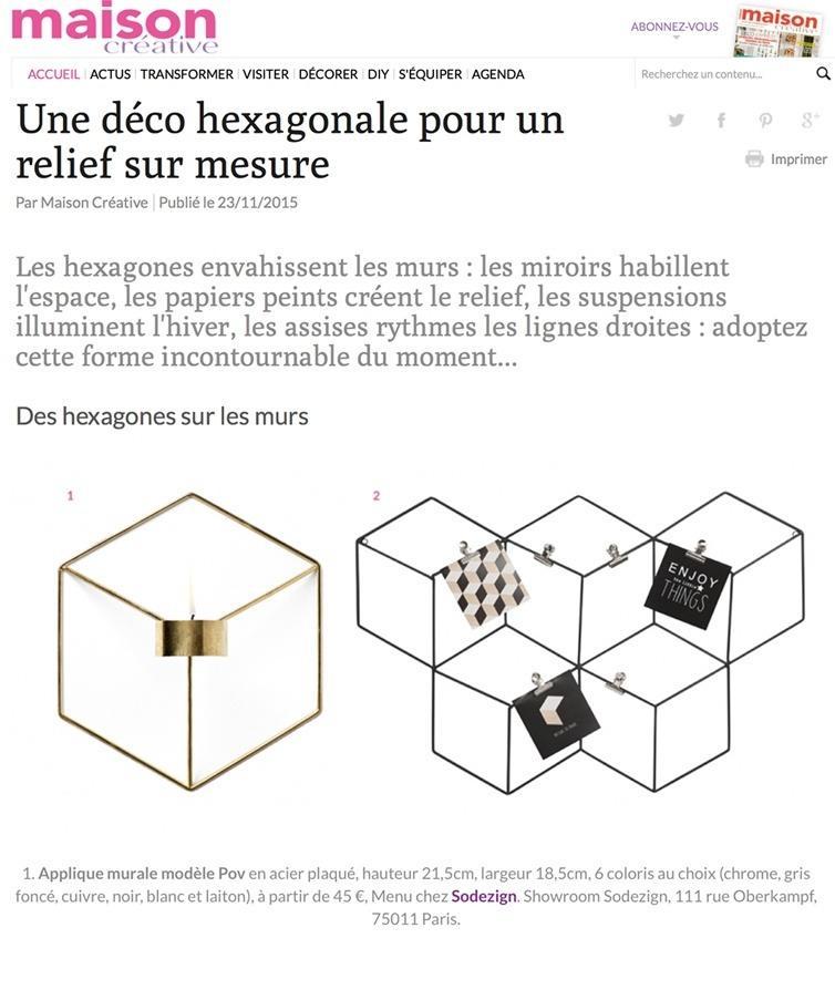 Maison-creative.com - Décembre 2015