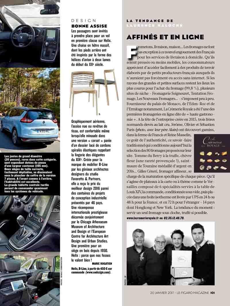 Le Figaro Magazine - 20 Janvier 2017