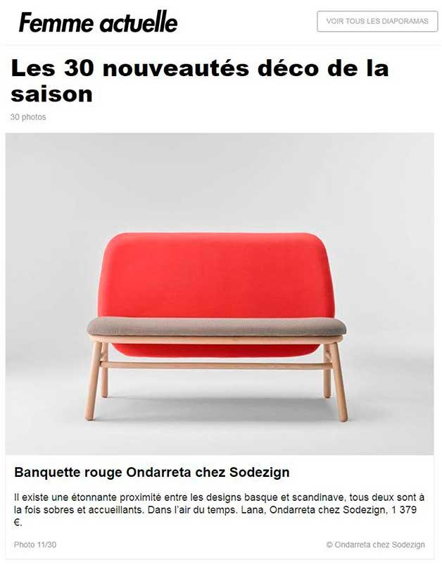 Femmeactuelle.fr - Septembre 2017