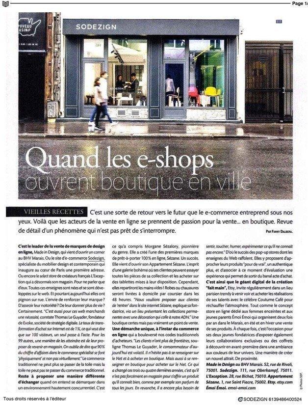 Vivre Côté Paris - Février/Mars 2016