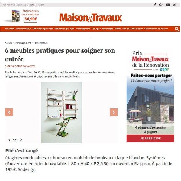 Maison&Travaux.fr - Mai 2016