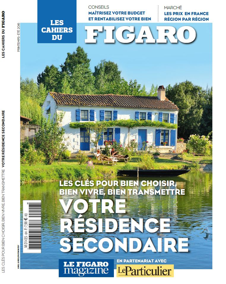 Les Cahiers du Figaro - Mai 2016
