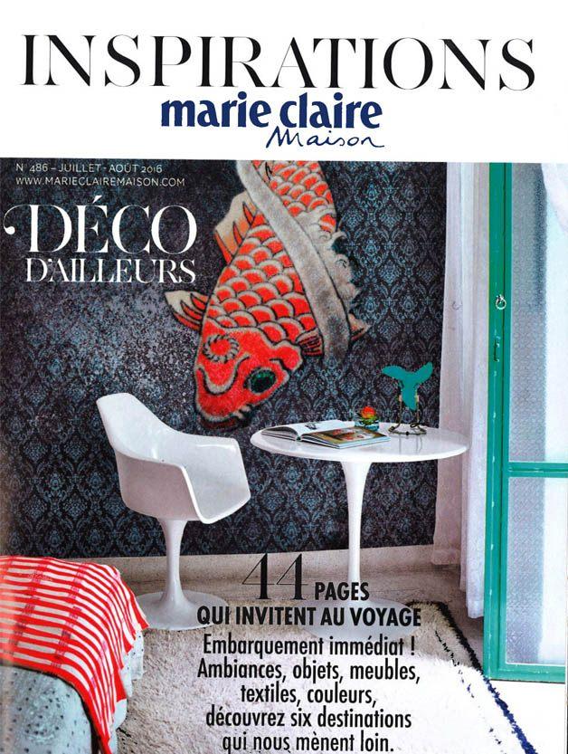 Marie Claire Maison Inspirations - Juillet 2016