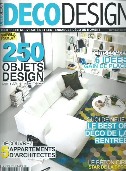 Deco Design - Août 2012