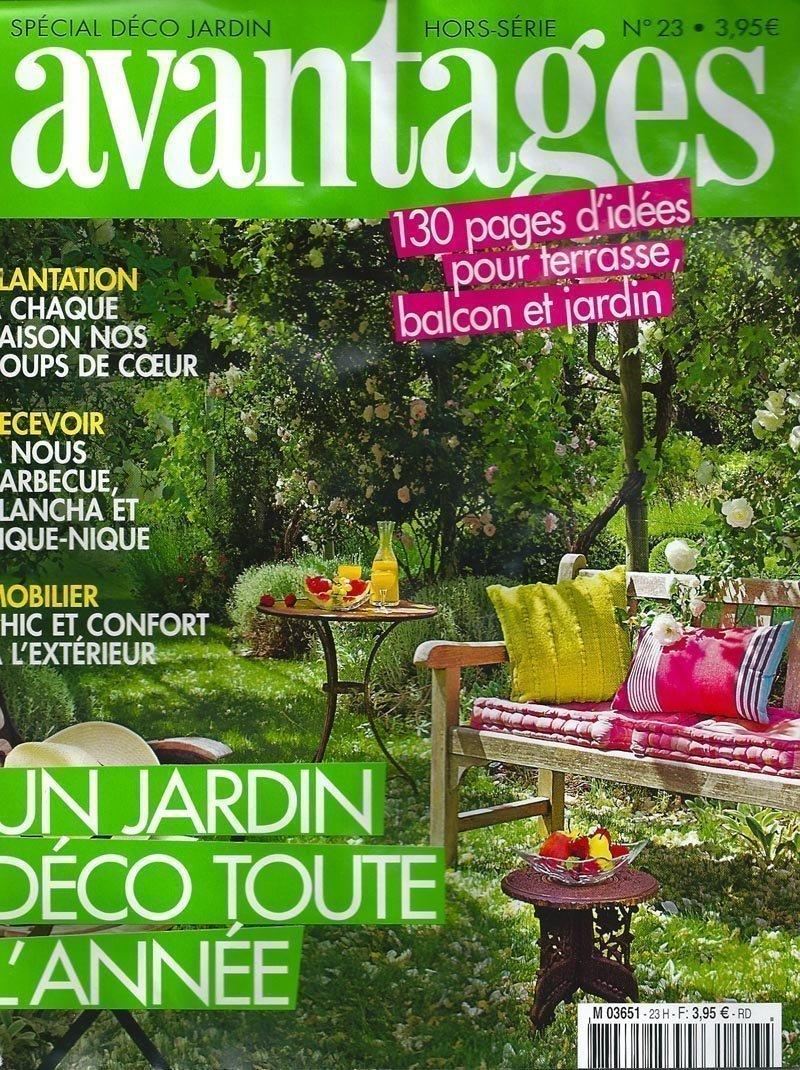 Avantages - Mai 2012