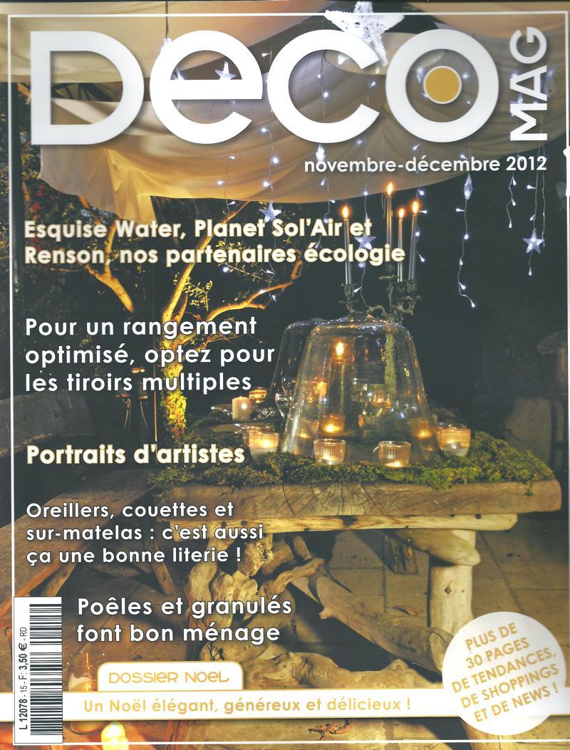 Déco Mag - Nov/Décembre 2012