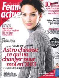 Femme Actuelle - 4 Février 2013