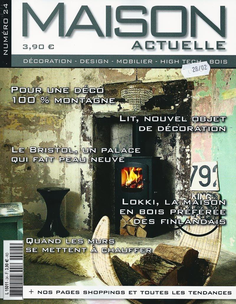 Maison Actuelle - Jan/Fev 2012