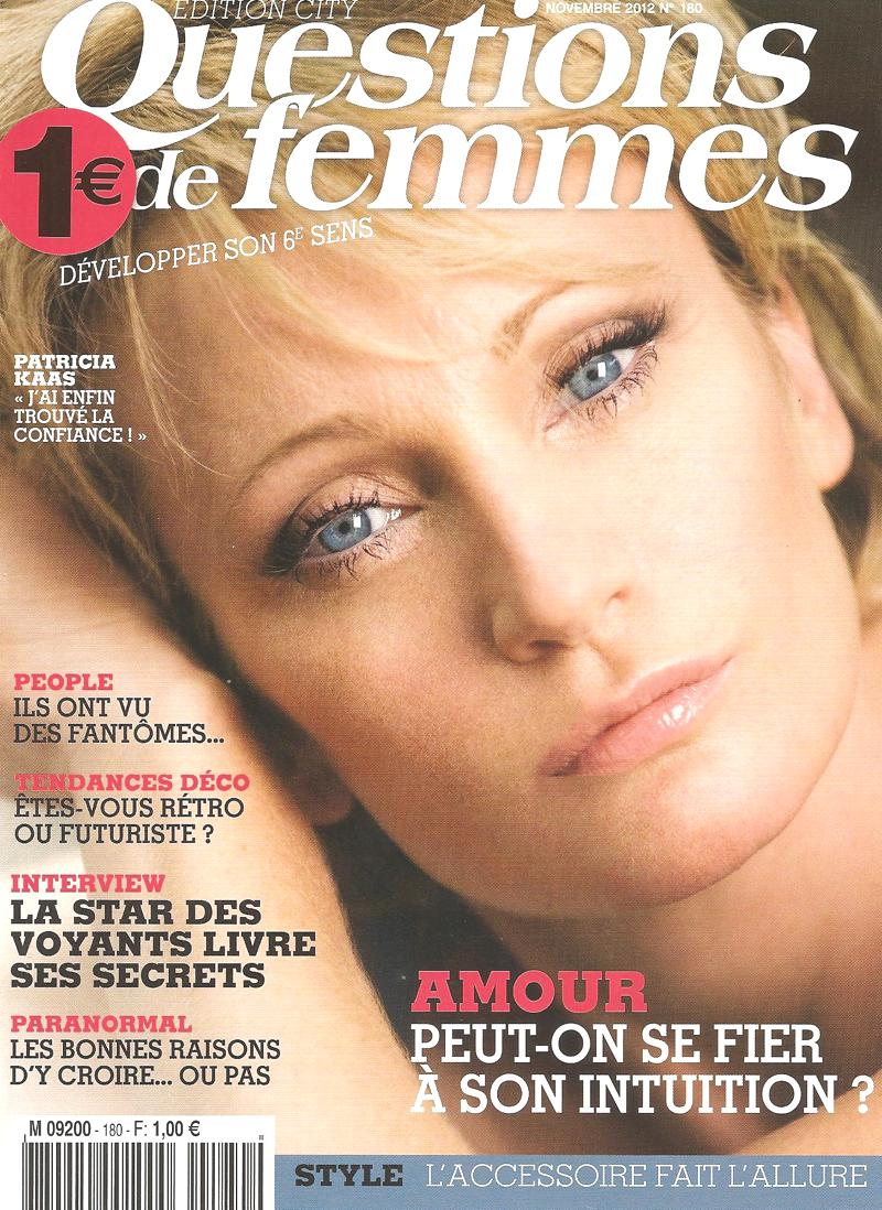 Questions de femmes - Novembre 2012