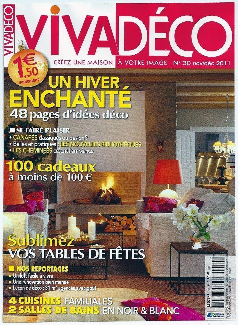 Viva Déco - Nov/Dec 2011