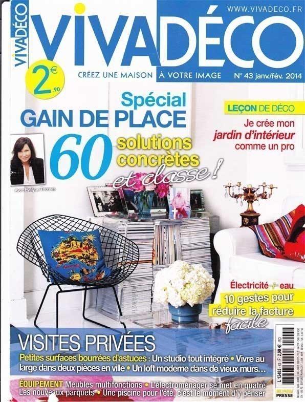 Viva Deco - Janvier 2014