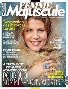 Femme Majuscule - Janvier 2015