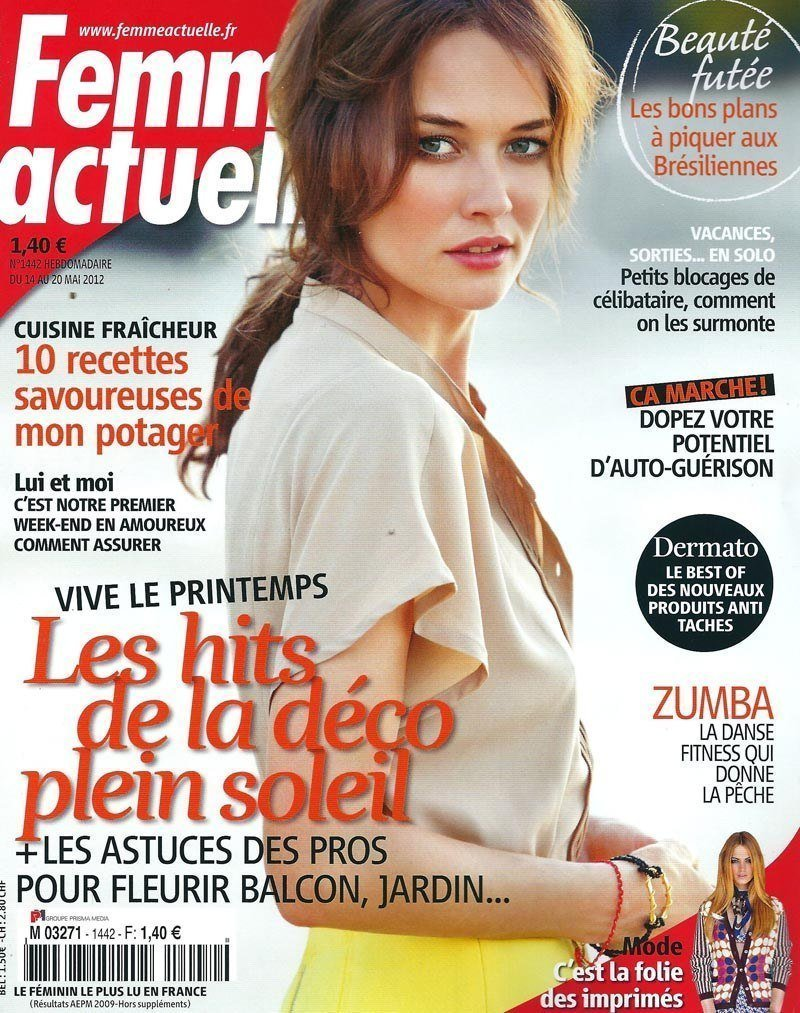 Femme Actuelle - Mai 2012