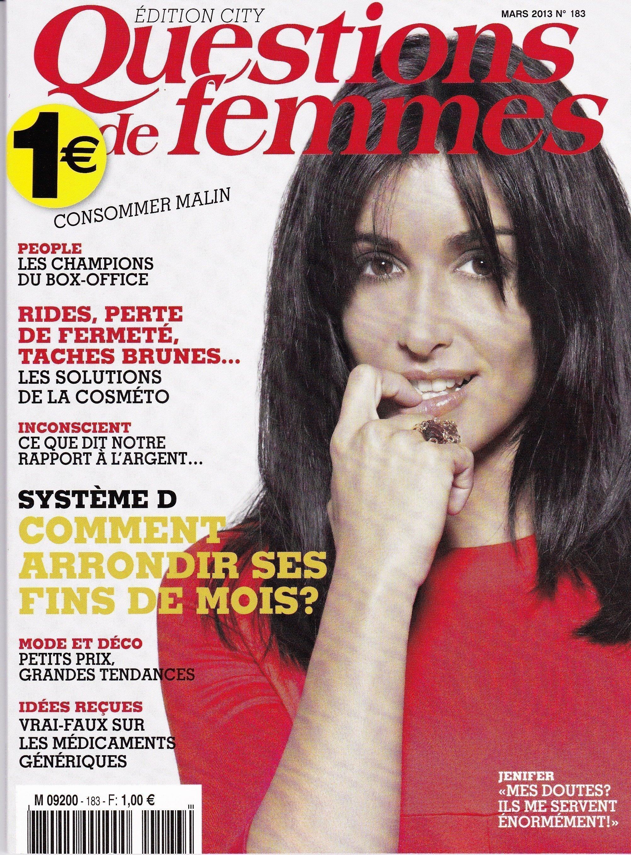 Questions de Femmes - Mars 2013