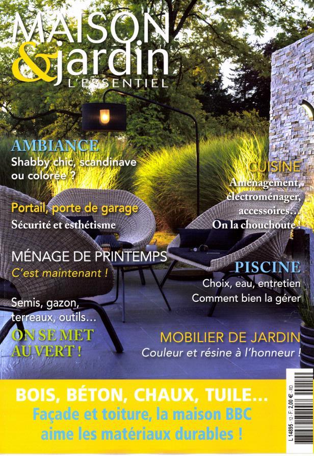Maison & Jardin - Mars 2015