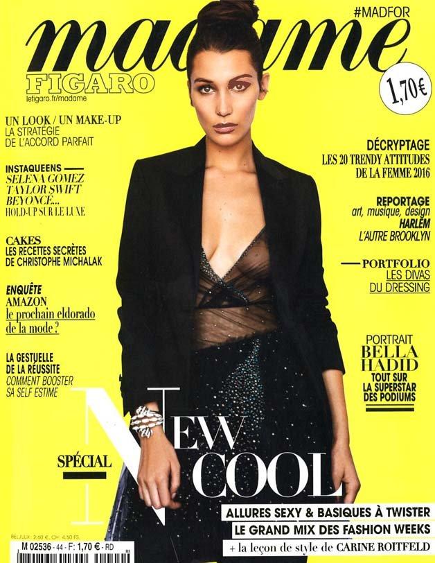 Madame Figaro Pocket - Octobre 2016