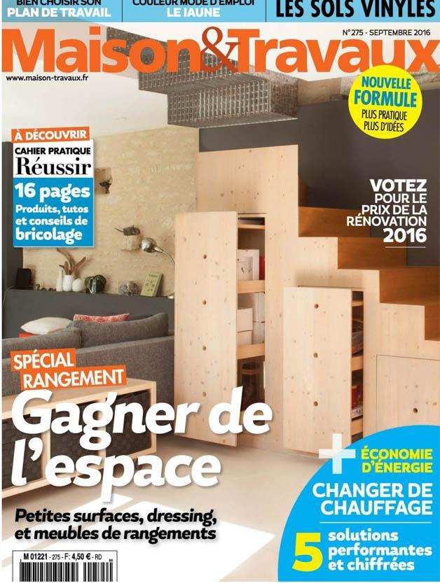 Maison & Travaux - Septembre / Octobre 2016