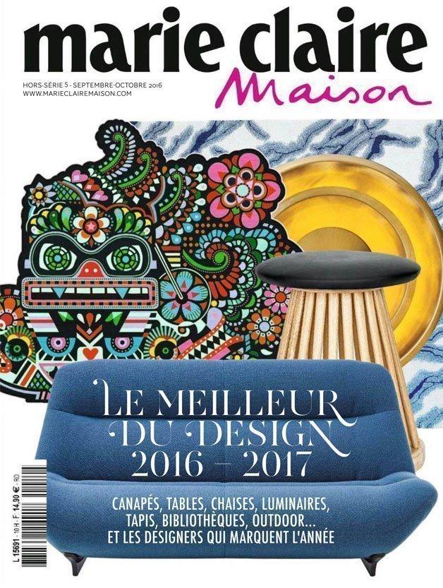 Marie Claire Maison Hors Séries - 4 - Septembre / Octobre 2016