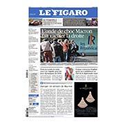 Le Figaro - Mai 20167