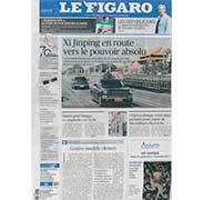 Le Figaro - Octobre 2017